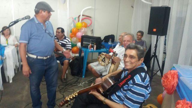 Dia dos Pais na Casa do Idoso realizado pelos IIr. da Loja Amazonas (2)