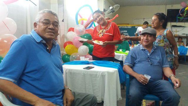 Dia dos Pais na Casa do Idoso realizado pelos IIr. da Loja Amazonas (3)