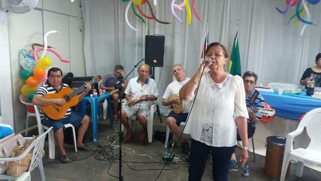 Dia dos Pais na Casa do Idoso realizado pelos IIr. da Loja Amazonas (4)